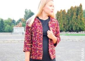 Kolory jesieni: bordo &burgund