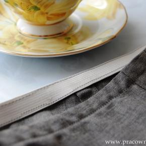 Jak zrobić spodnie nagumce?