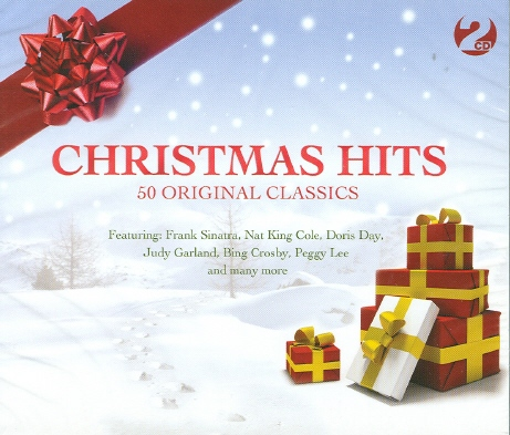Christmas Hits 50 original lcassics