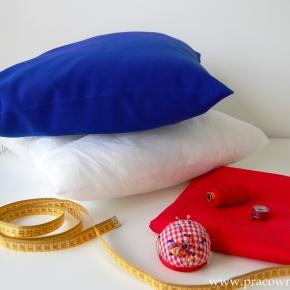 Jak uszyć ekspres poduszkę?