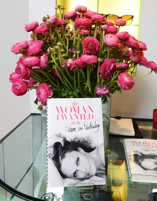 the woman I wanted to be DVF