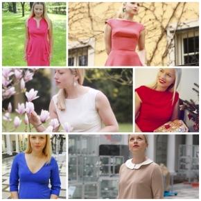 Tkanina na sukienkę