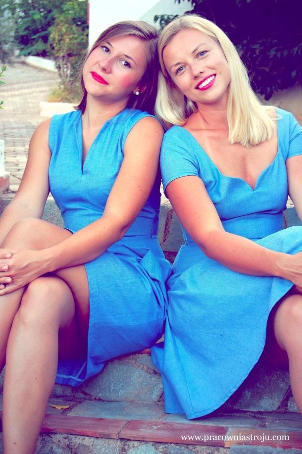 2 denim sisters