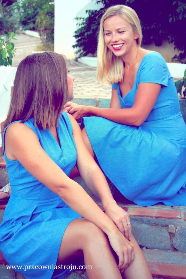 6 denim sisters