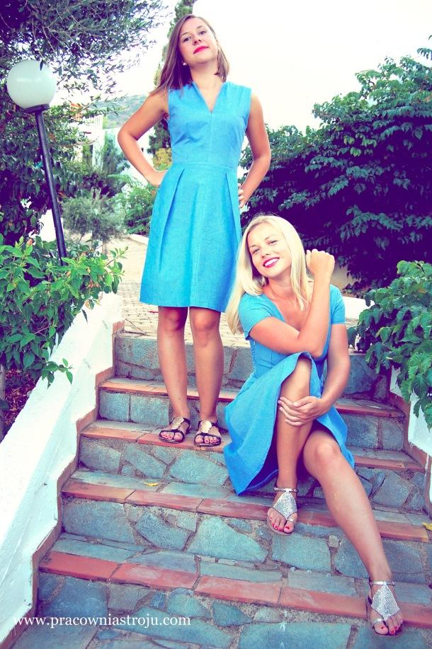 8 denim sisters