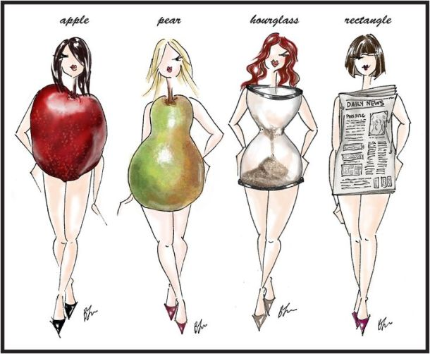 4 body types