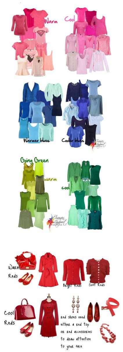 ubrania ciepłe zimne grupy