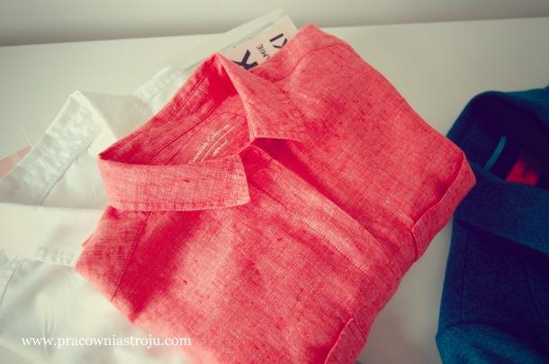 koszula. czego nie uszyję