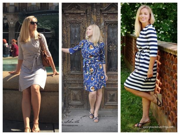3 wersje sukienki Przepis na sukces