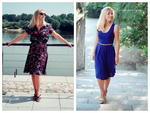 fartuch i sexy dress na blog