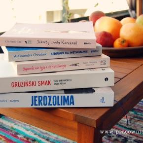 7 najciekawszych książek wakacyjnych2016